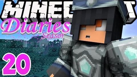 Return Home Minecraft Diaries S2 Ep