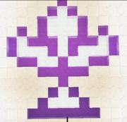 Symbol of the Faith of Lady Irene