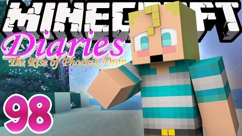 Be Prepared Minecraft Diaries S1 Ep.98 Roleplay Adventure-2
