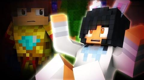 Aphmau In Wonderland - MyStreet Phoenix Drop High -Ep.29 Minecraft Roleplay-