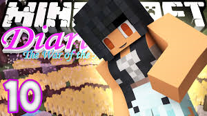 Aphmau minecraft diaries