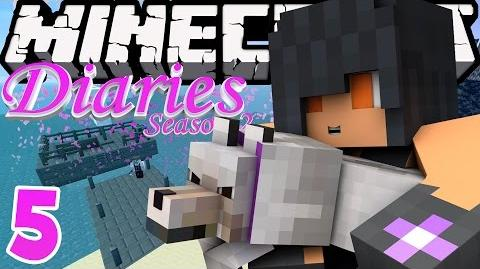 The Docks & Dolphin Minecraft Diaries S2 Ep