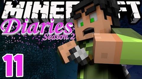 The Cellar Minecraft Diaries S2 Ep