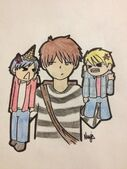 Garroth laurence and dante by djkaylz-d9nkui5
