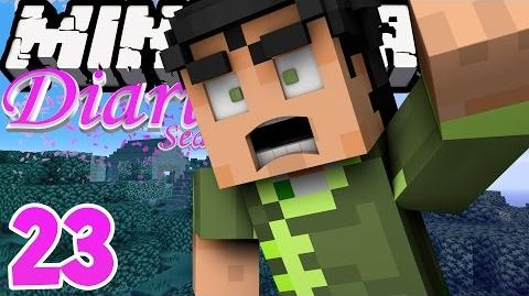The Shower Minecraft Diaries S2 Ep