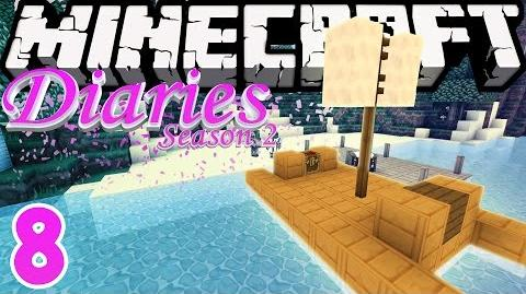 All Aboard! Minecraft Diaries S2 Ep