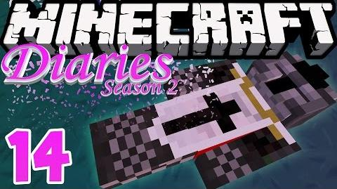 Village BOOM! Minecraft Diaries S2 Ep
