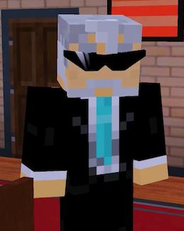 Agent R formal