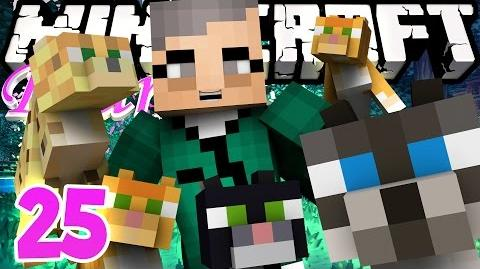 Water Cats Minecraft Diaries S2 Ep