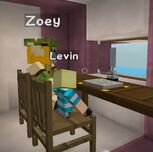 Zoey teaching levin 16