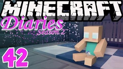 Levin Grows! Minecraft Diaries S2 Ep