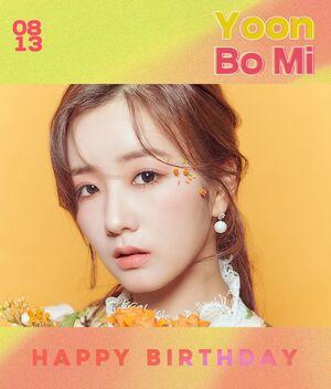 Happy Bomi Day 2020