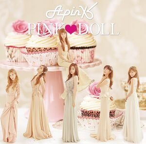 Pink Doll Limited B cover