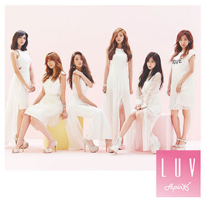 LUV Limited B cover