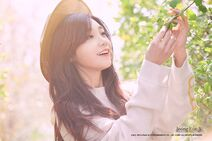 Eunji Dream Concept Photo 1