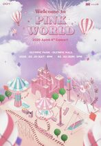 Welcome to PINK WORLD Poster