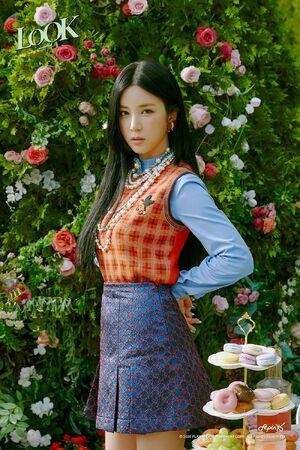 LOOK Concept Teaser Chorong 1
