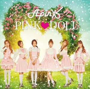 Pink Doll Limited C cover