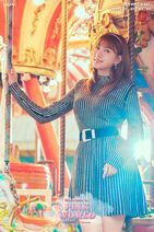Welcome to PINK WORLD Hayoung