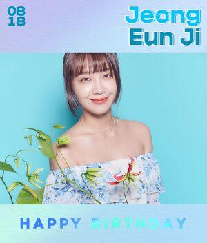 Happy Eunji Day 2020