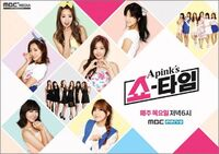 Apink's showtime 1