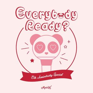 Everybody ready cover