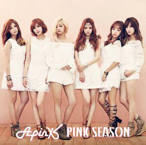 Pink Season Regular cover