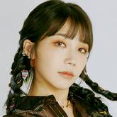 LOOK Eunji main page