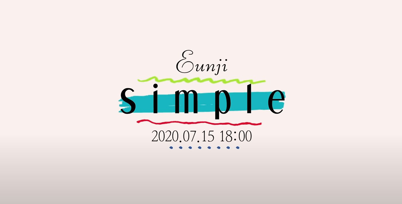 Simple main page