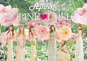 Pink Doll Limited A cover