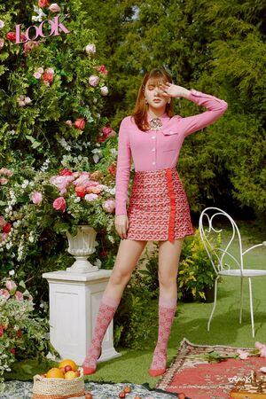LOOK Concept Teaser Hayoung 1