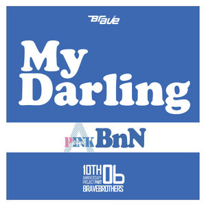 My darling cover