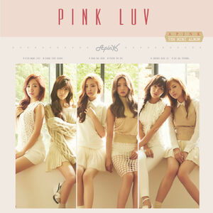 Pink luv cover