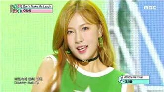 190824 Don't Make Me Laugh @ Show! Music Core