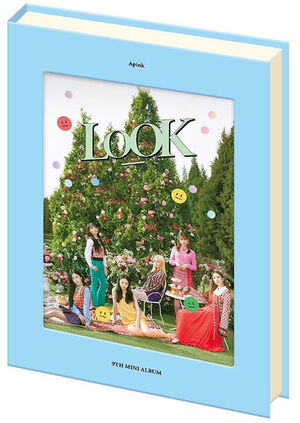 LOOK JooJiRong Ver. Cover