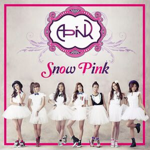 Snow pink cover digital