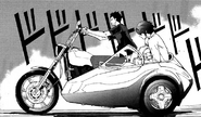 06 Iwakura and Maeda riding together