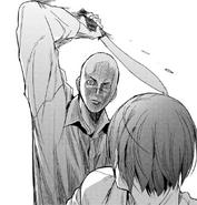 Hitotsukabuto attacks Maeda