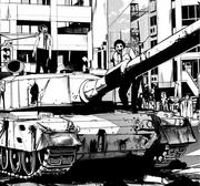 31 tank