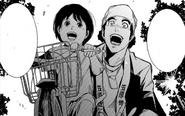 38 Riku's first bike ride