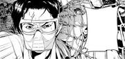 28 Dr Sakagami gets bitten