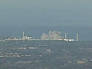 Фукусима авария в каком году