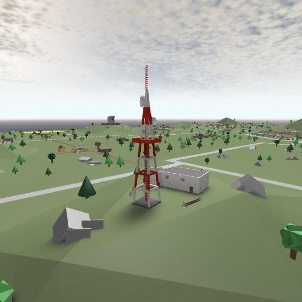 Radio Tower | The Apocalypse Rising Wiki | FANDOM powered by