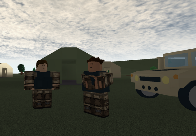 File:Two Soldiers and Humvee.png