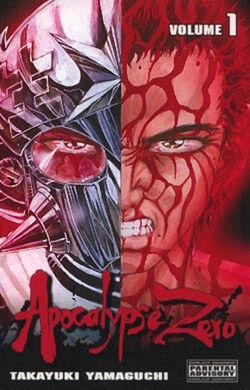 9781586555757 manga-Apocalypse-Zero-Graphic-Novel-1