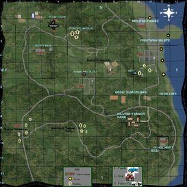 Custom Player ApocZ Map
