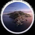 MacOS Catalina (logo)
