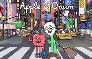Apple & Onion Pilot Cover