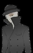 Ahmose Ankh coat wry