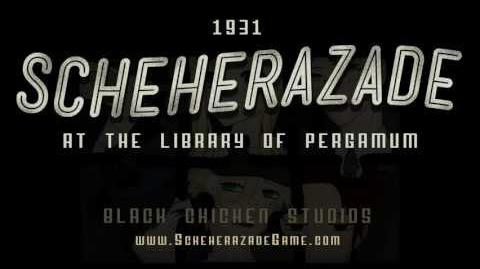 1931 Scheherazade at the Library of Pergamum Trailer